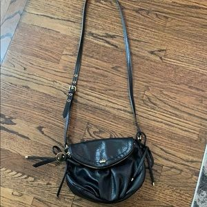 Juicy couture black cross body bag